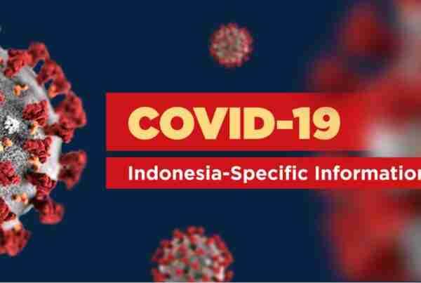 Covid-19 Updates in Bali