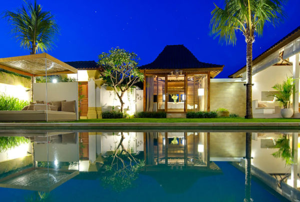 Private Luxury Villa to Rent for your holidays in Bali, Sahana Villas Seminyak outdoor pool